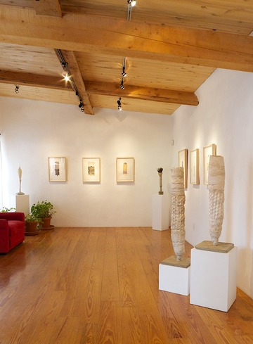 Jan Sessler: New Works on Paper and Sculpture